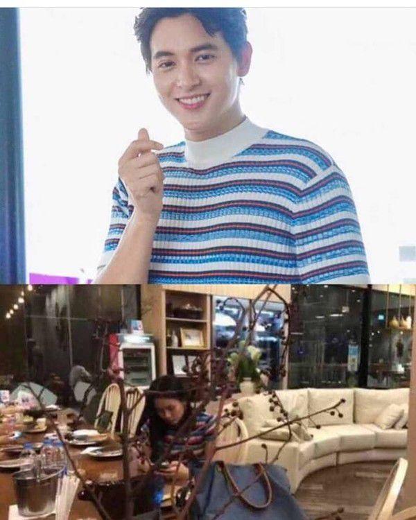 """Fan """"hoàng tử nụ cười Thái Lan"""" tìm ra danh tính bạn gái của James Ji (10)"""
