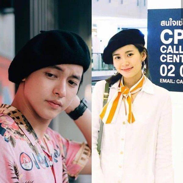 """Fan """"hoàng tử nụ cười Thái Lan"""" tìm ra danh tính bạn gái của James Ji (9)"""