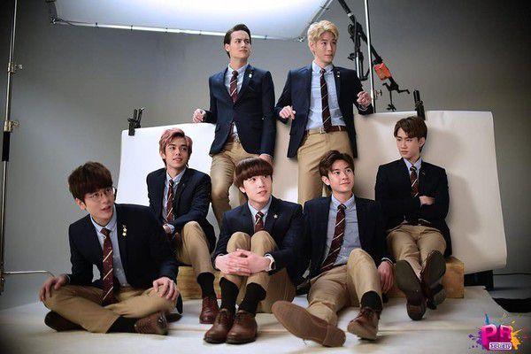 Great Men Academy: Phim học đường mới của Captain & boygroup 9by9 (2)