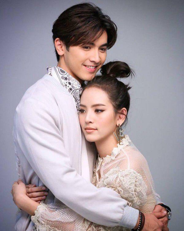 Hóng Pon Nawasch trong hai bộ phim Thái mới 2019 của đài CH3 (5)