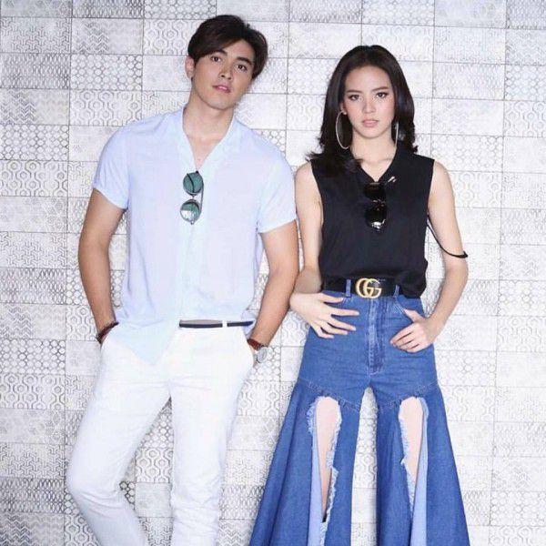 Hóng Pon Nawasch trong hai bộ phim Thái mới 2019 của đài CH3 (7)