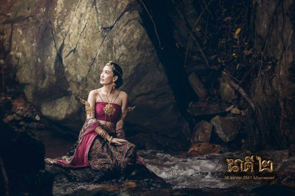 """Phim điện ảnh Thái Lan """"Nakee 2 - Nữ thần rắn 2 sắp cập bến Việt Nam (9)"""