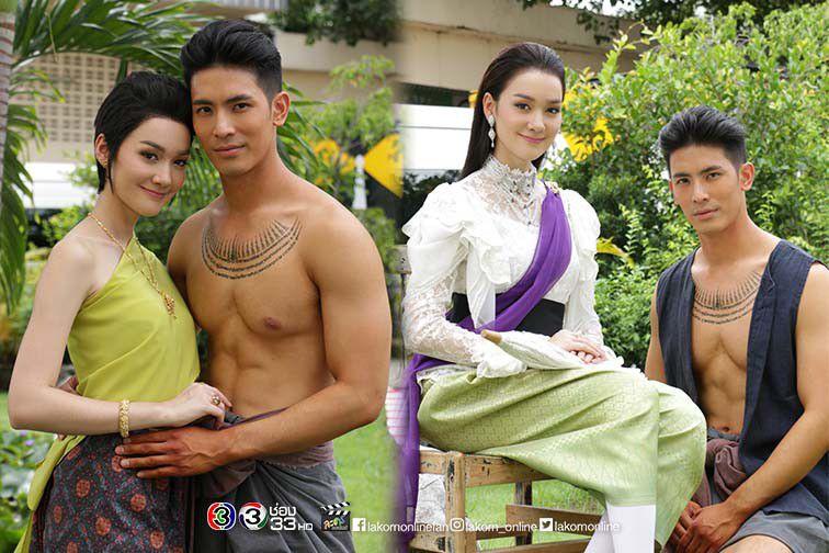 Top 5 phim cổ trang Thái Lan hay ra mắt 2019, mọt đặt gạch phim nào? (4)