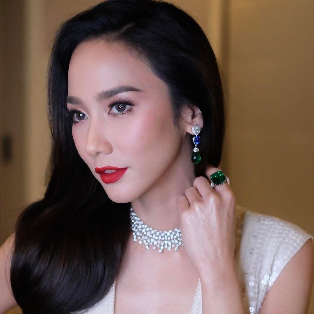 Top sao nữ đình đám Thái Lan có mũi đẹp nhất khiến chị em ghen tị (1)