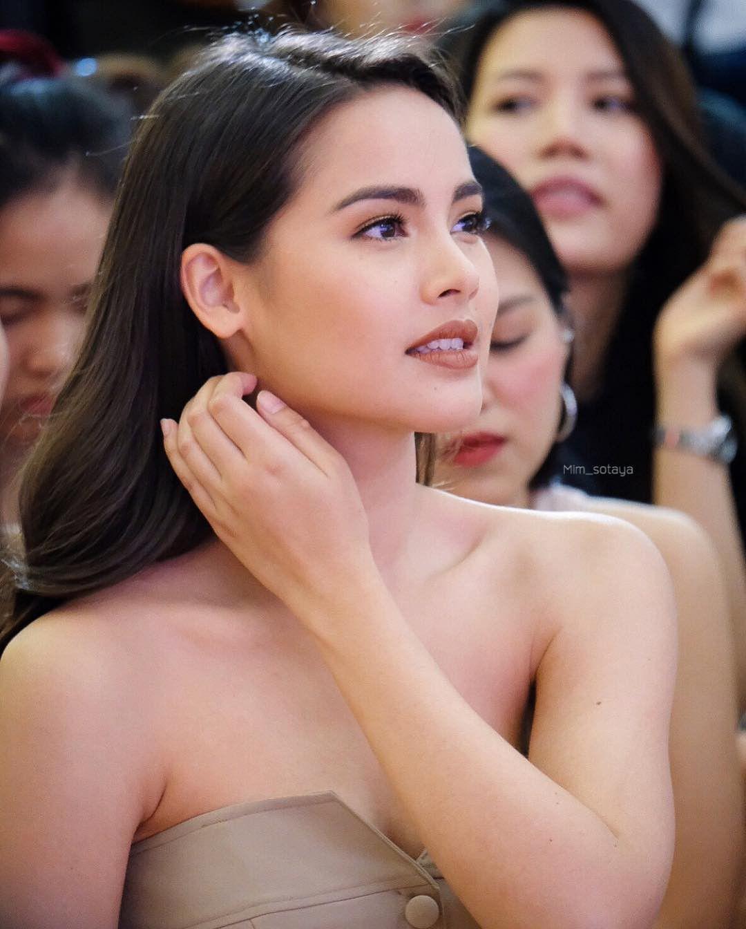 Top sao nữ đình đám Thái Lan có mũi đẹp nhất khiến chị em ghen tị (21)