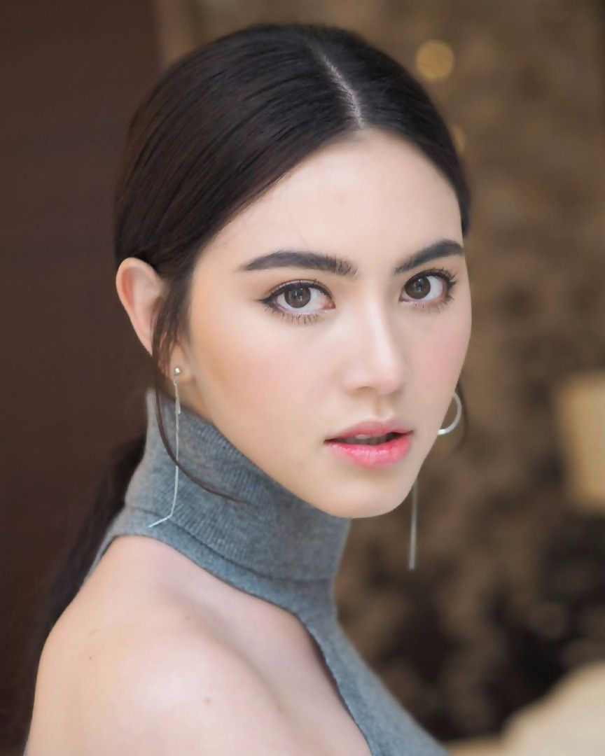 Top sao nữ đình đám Thái Lan có mũi đẹp nhất khiến chị em ghen tị (4)