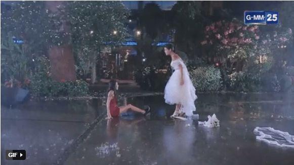 """""""Ác nữ Lee"""" mắc chứng đa nhân cách trong phim Chuyện tình Bangkok 2 (1)"""