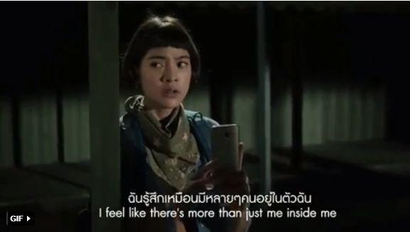 """""""Ác nữ Lee"""" mắc chứng đa nhân cách trong phim Chuyện tình Bangkok 2 (2)"""