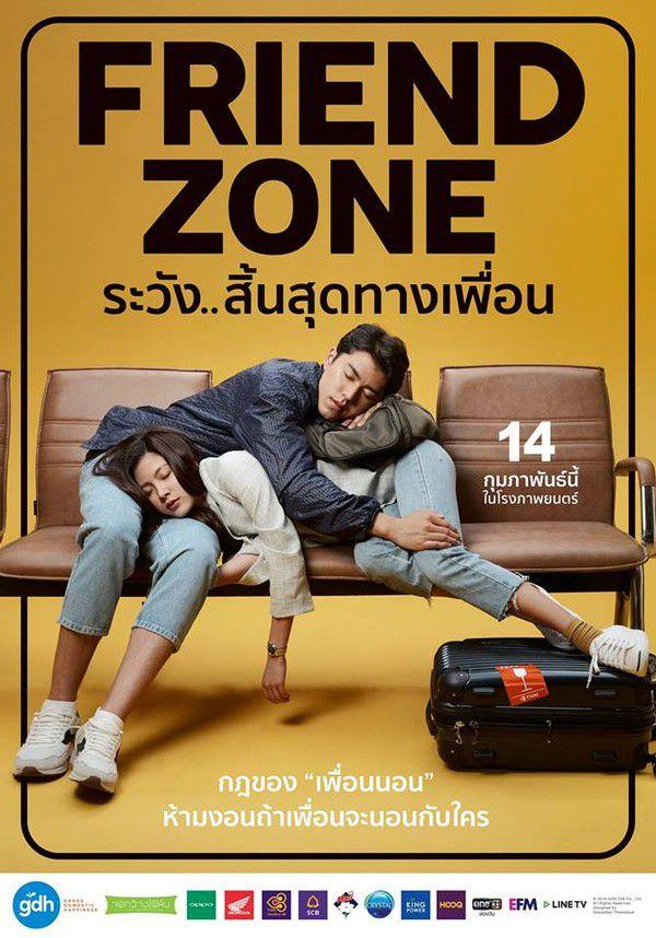 Friend Zone: Bộ phim hài lãng mạn phá đảo doanh thu phòng vé Thái Lan (2)