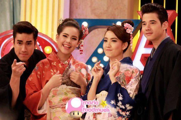 Hóng phim Thái mới của Mario Maurer với Yaya, Nadech với Taew Natapohn (1)