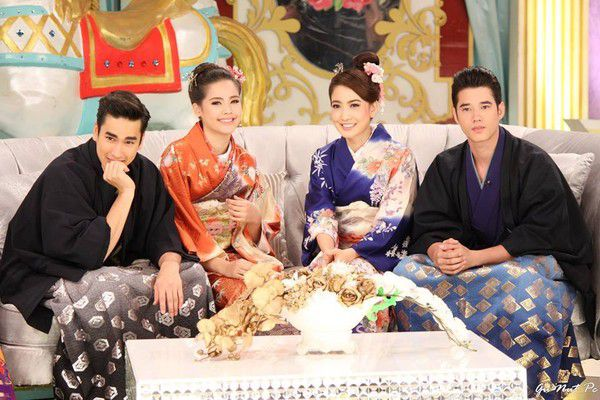 Hóng phim Thái mới của Mario Maurer với Yaya, Nadech với Taew Natapohn (3)