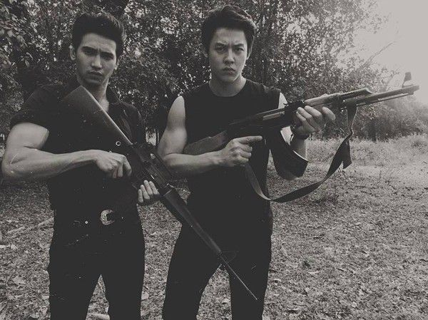 Jom Kha Mung Wej 2: Phim điện ảnh đầu tiên của nam thần Mark Prin (12)
