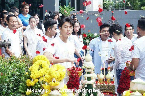 Jom Kha Mung Wej 2: Phim điện ảnh đầu tiên của nam thần Mark Prin (8)