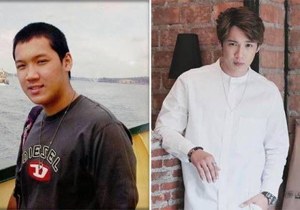 Lột xác ngoạn mục, 6 nam thần Thái trở thành động lực giảm cân cho fan (18)