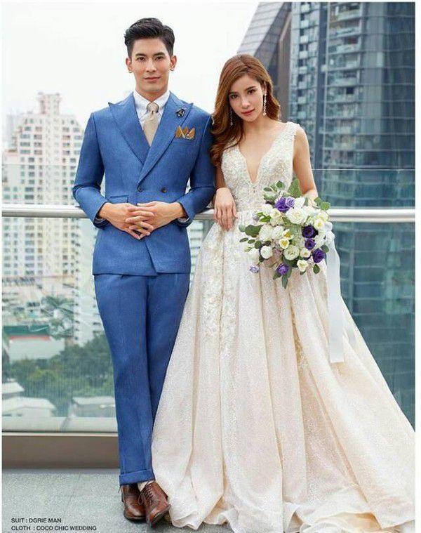 Mỹ nhân Thái Vill Wannarot công khai hẹn hò bạn trai mới Jes Jespipat (3)