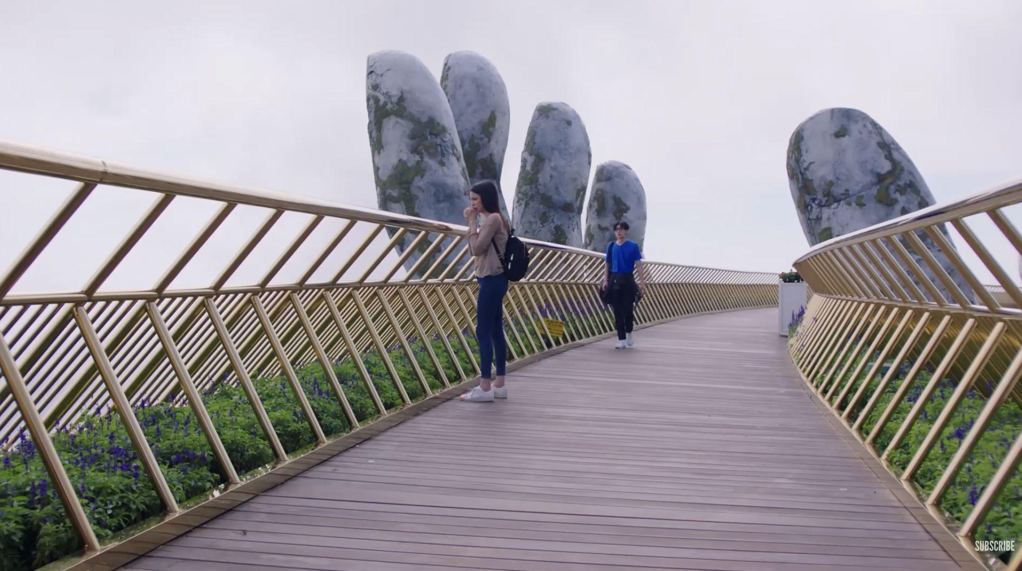 Ngắm loạt ảnh Đà Nẵng - Hội An đẹp ngỡ ngàng trong phim Wolf Thái Lan (1)