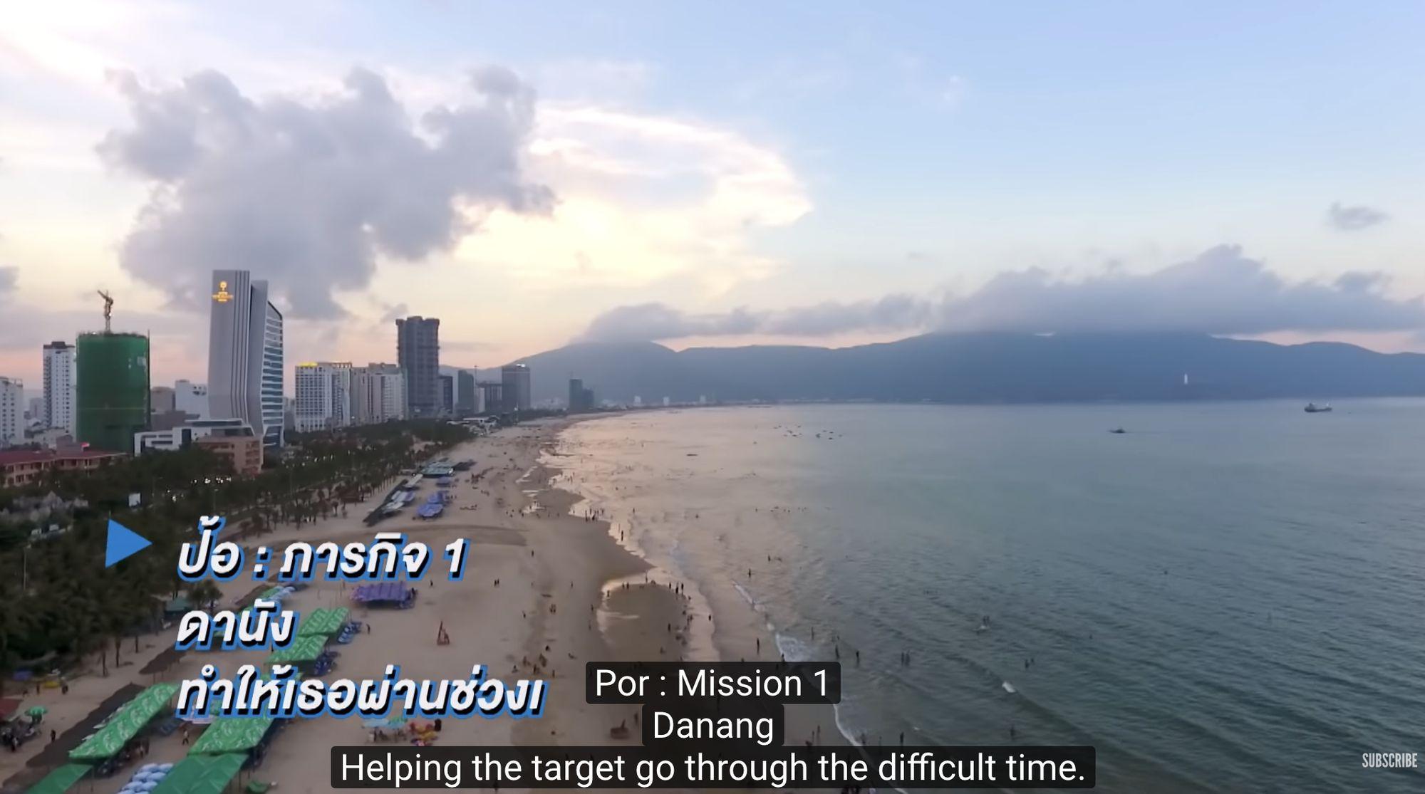 Ngắm loạt ảnh Đà Nẵng - Hội An đẹp ngỡ ngàng trong phim Wolf Thái Lan (3)