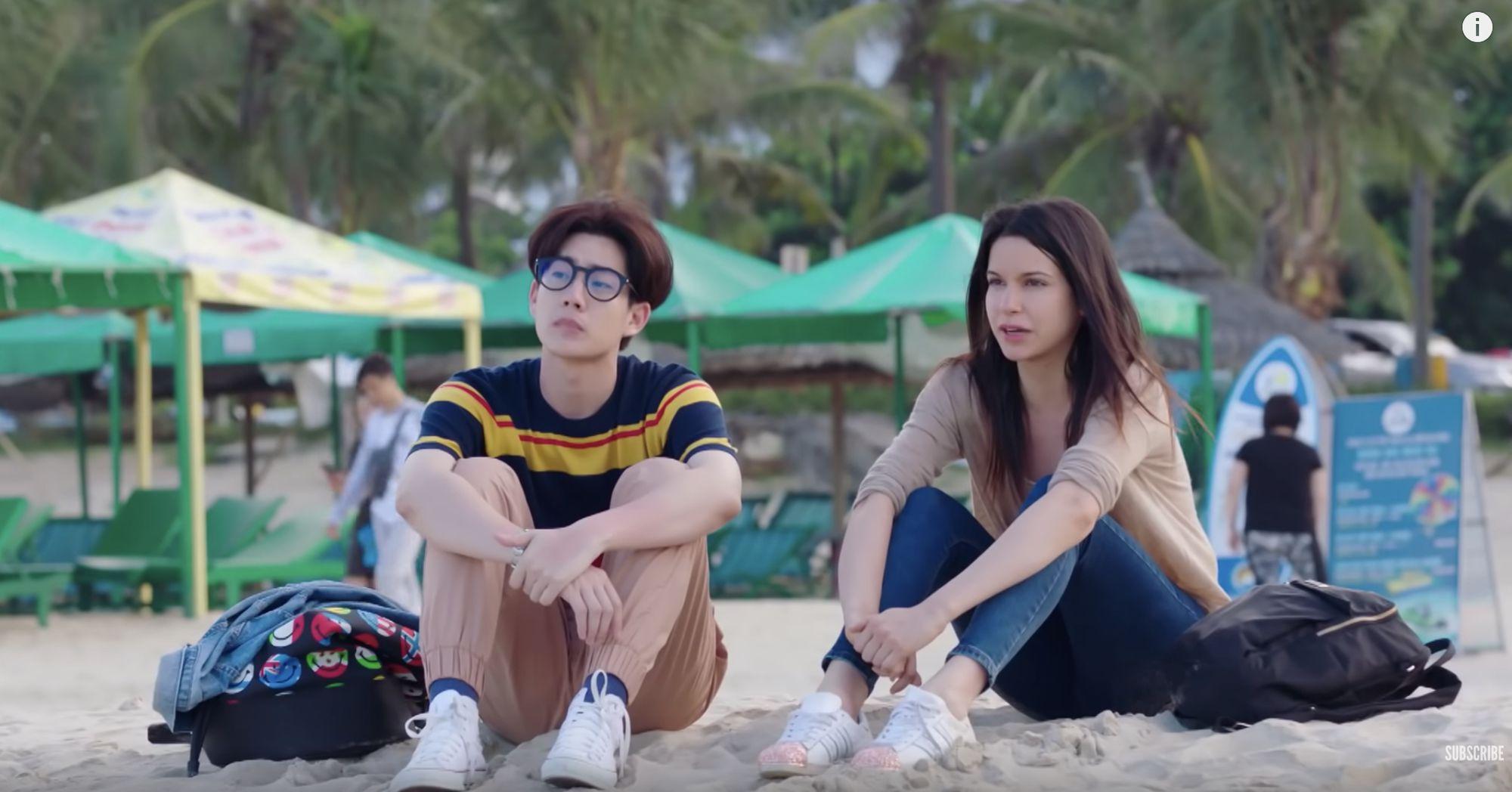 Ngắm loạt ảnh Đà Nẵng - Hội An đẹp ngỡ ngàng trong phim Wolf Thái Lan (4)