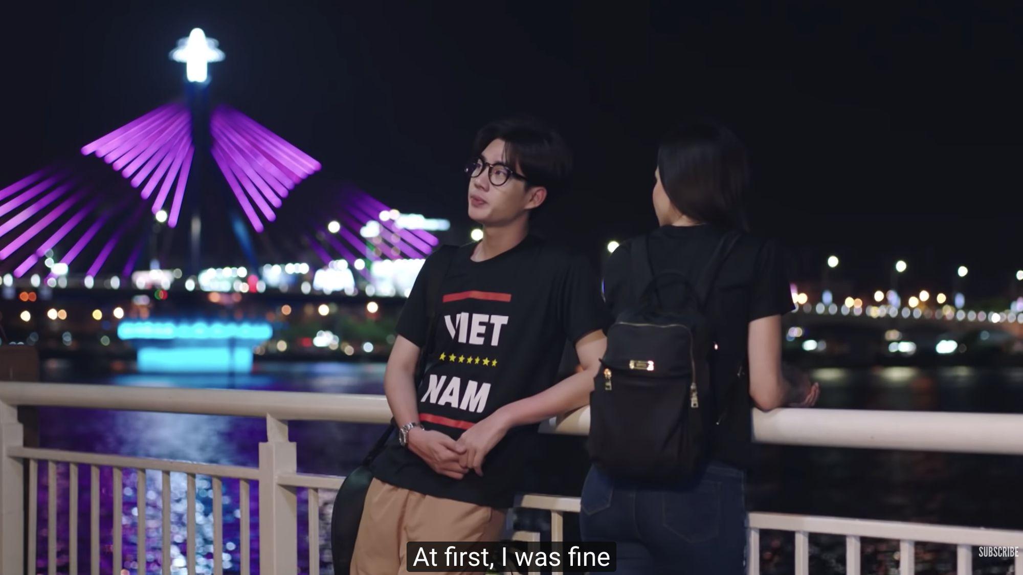 Ngắm loạt ảnh Đà Nẵng - Hội An đẹp ngỡ ngàng trong phim Wolf Thái Lan (6)