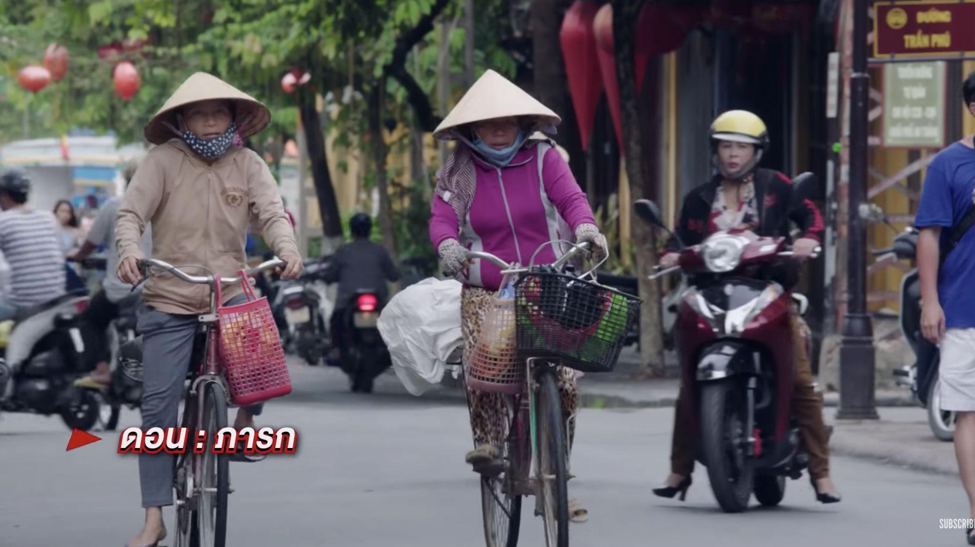 Ngắm loạt ảnh Đà Nẵng - Hội An đẹp ngỡ ngàng trong phim Wolf Thái Lan (8)