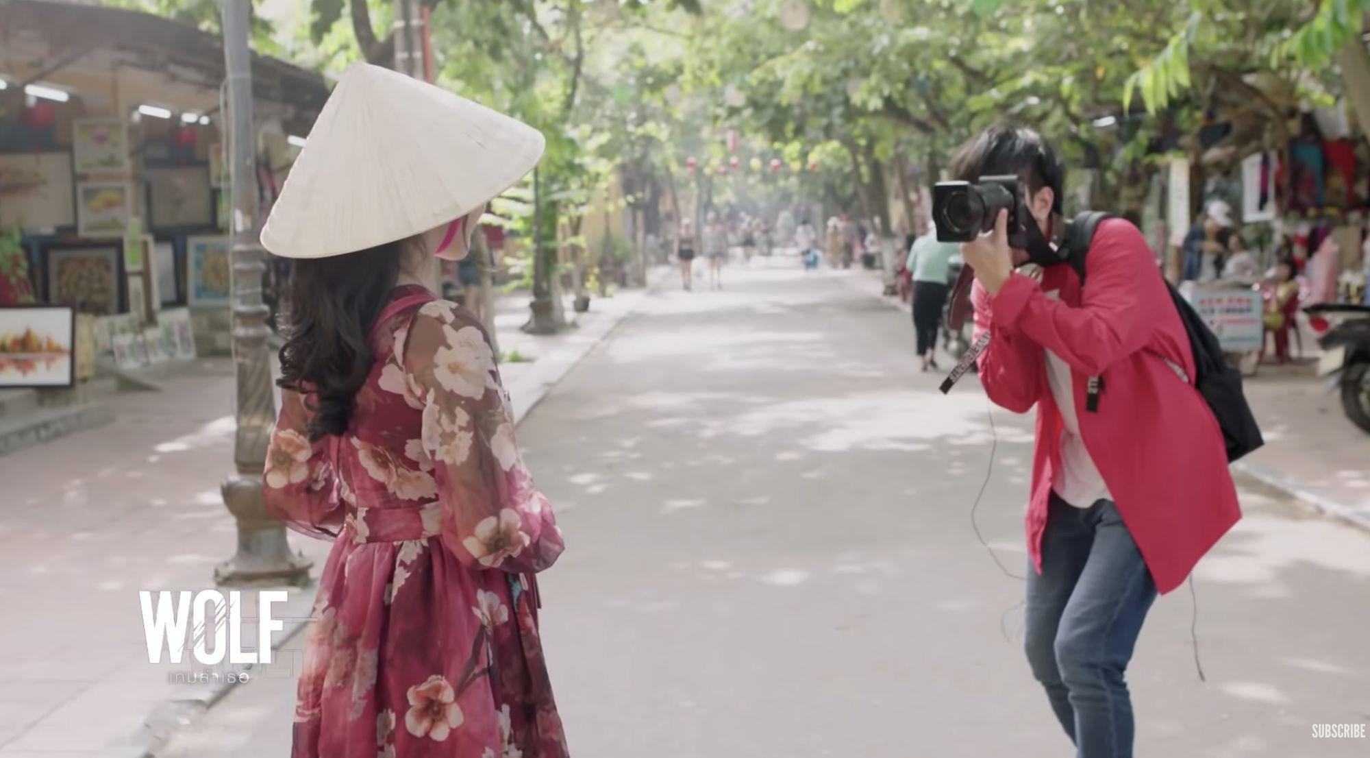 Ngắm loạt ảnh Đà Nẵng - Hội An đẹp ngỡ ngàng trong phim Wolf Thái Lan (9)