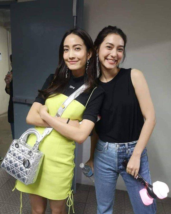 Những diễn viên Thái Lan có ngoại hình giống nhau từng đóng vai anh chị em (3)