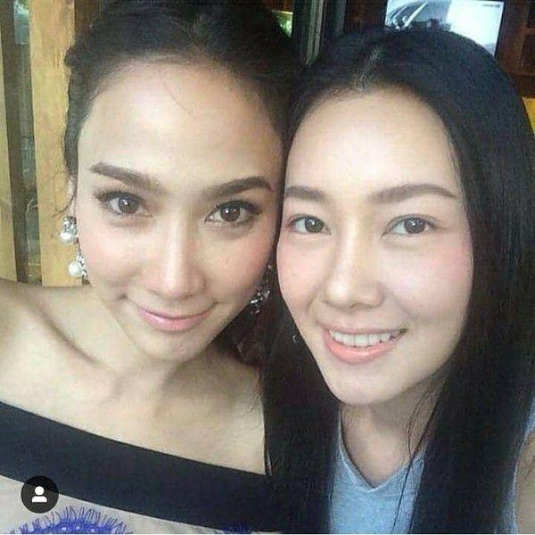 Những diễn viên Thái Lan có ngoại hình giống nhau từng đóng vai anh chị em (5)