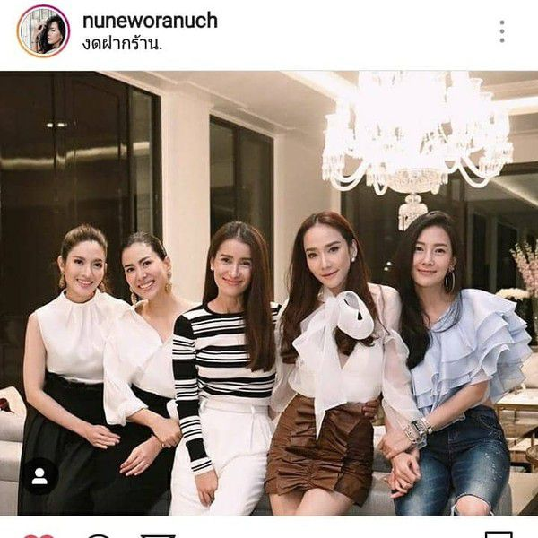 Những diễn viên Thái Lan có ngoại hình giống nhau từng đóng vai anh chị em (6)