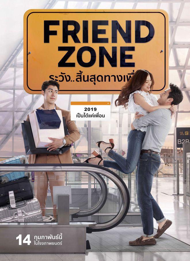 Trót yêu bạn thân, xem ngay Friend Zone để thấy mình trong đó thôi nào! (1)
