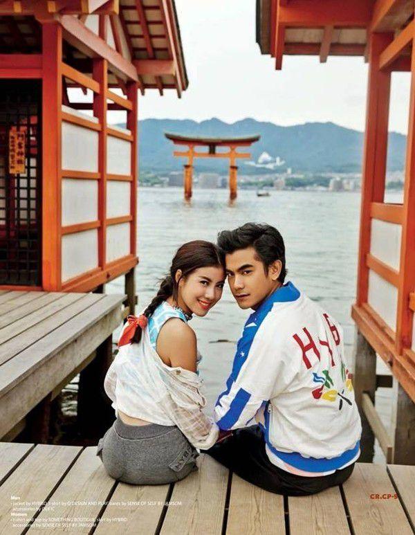 """5 koojin """"cặp đôi màn ảnh"""" Thái Lan khiến fan khóc ròng vì bể thuyền (17"""