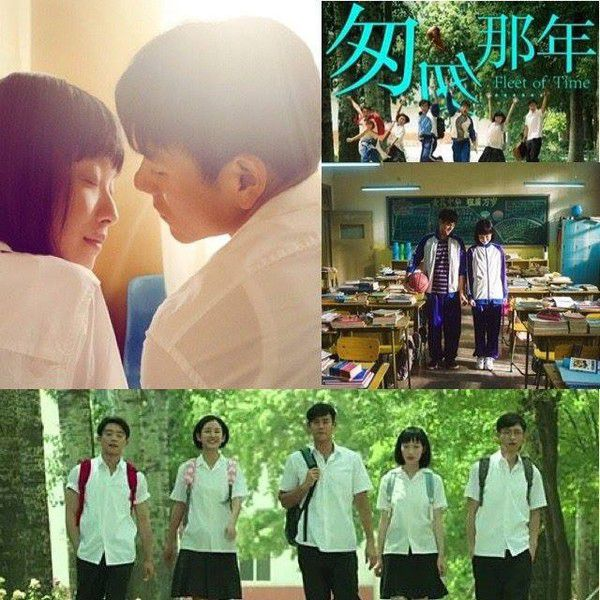 Phim Năm tháng vội vã bản Thái dự kiến phát sóng năm 2019 (1)