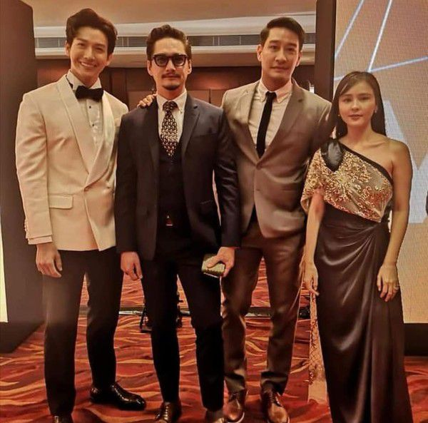 Phim Sam Sam đến rồi bản Thái: Push Puttichai kết đôi với Aom Sushar (11)