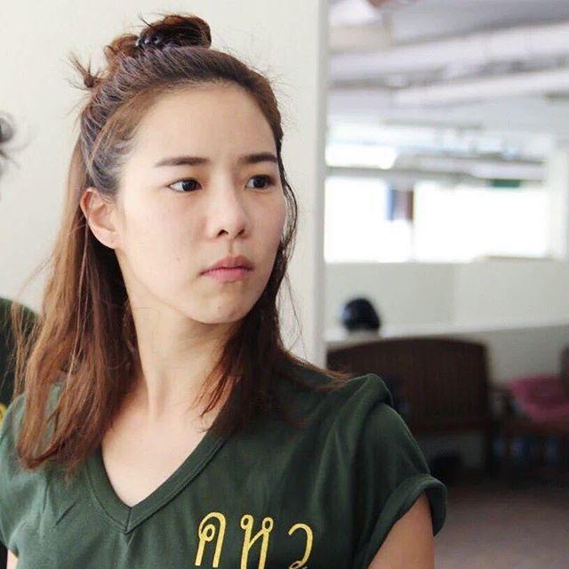 Soi mặt mộc của mỹ nhân Thái Lan: Người đẹp bất chấp, kẻ xuống sắc (11)