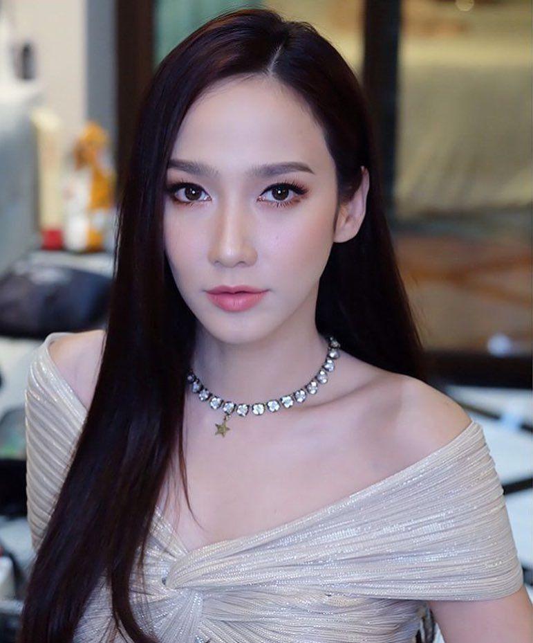 Soi mặt mộc của mỹ nhân Thái Lan: Người đẹp bất chấp, kẻ xuống sắc (19)