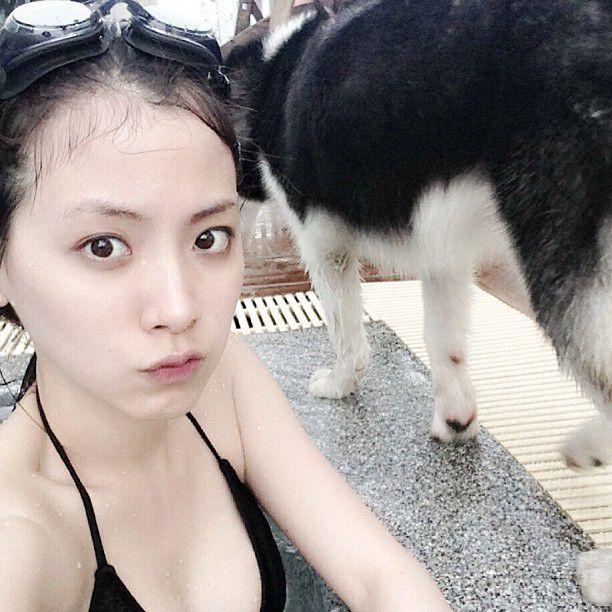 Soi mặt mộc của mỹ nhân Thái Lan: Người đẹp bất chấp, kẻ xuống sắc (5)