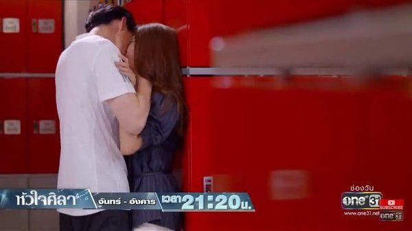 Con tim sắt đá: Điểm lại 3 nụ hôn khiến mọt phát cuồng của Sila và Mintra (10)