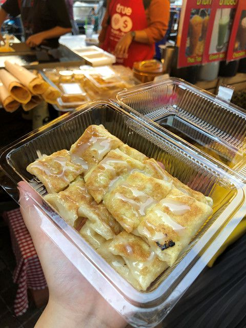 """Đi du lịch Thái nên ăn gì? Cùng Bà Chúa Vỉa Hè """"chén sạch Thái Lan"""" thôi nào! (15)"""