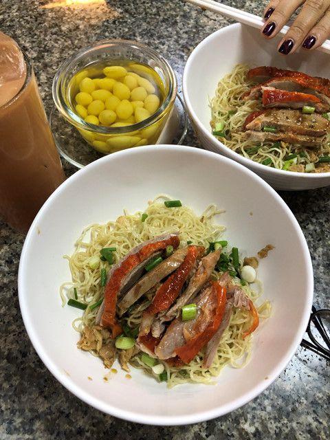 """Đi du lịch Thái nên ăn gì? Cùng Bà Chúa Vỉa Hè """"chén sạch Thái Lan"""" thôi nào! (5)"""