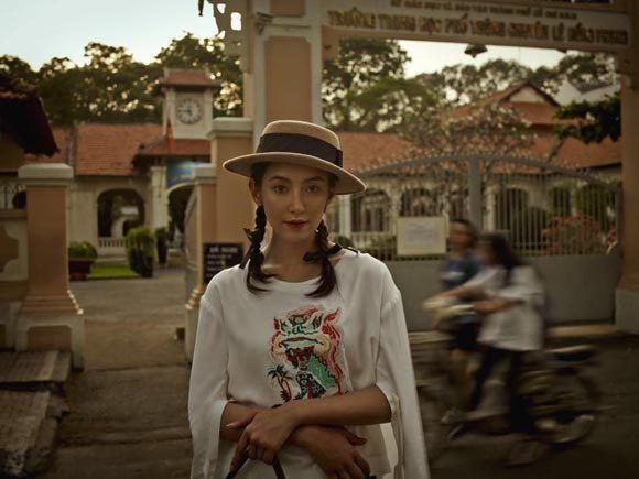 Ngắm dàn mỹ nhân Thái Lan khoe nhan sắc khi đi du lịch Việt Nam (10)