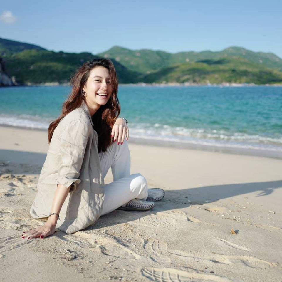 Ngắm dàn mỹ nhân Thái Lan khoe nhan sắc khi đi du lịch Việt Nam (21)