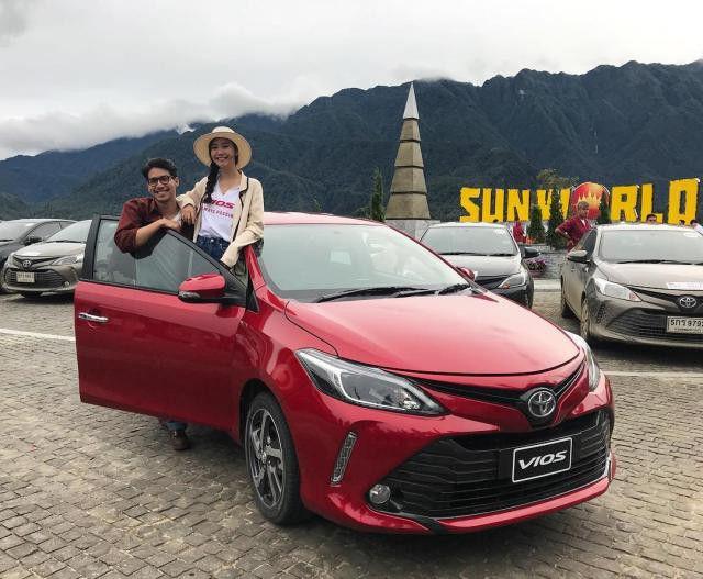 Ngắm dàn mỹ nhân Thái Lan khoe nhan sắc khi đi du lịch Việt Nam (27)