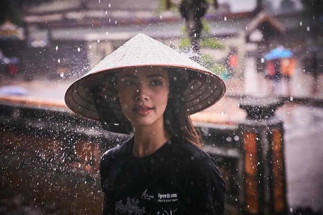 Ngắm dàn mỹ nhân Thái Lan khoe nhan sắc khi đi du lịch Việt Nam (3)