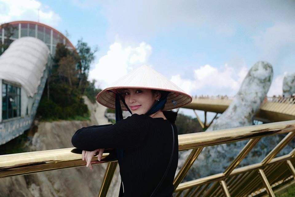 Ngắm dàn mỹ nhân Thái Lan khoe nhan sắc khi đi du lịch Việt Nam (36)