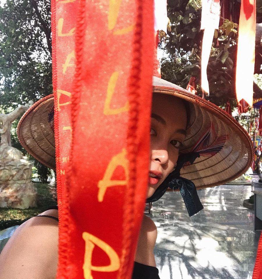 Ngắm dàn mỹ nhân Thái Lan khoe nhan sắc khi đi du lịch Việt Nam (37)