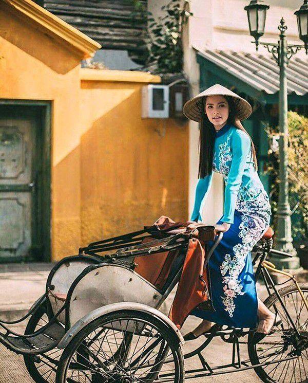 Ngắm dàn mỹ nhân Thái Lan khoe nhan sắc khi đi du lịch Việt Nam (4)