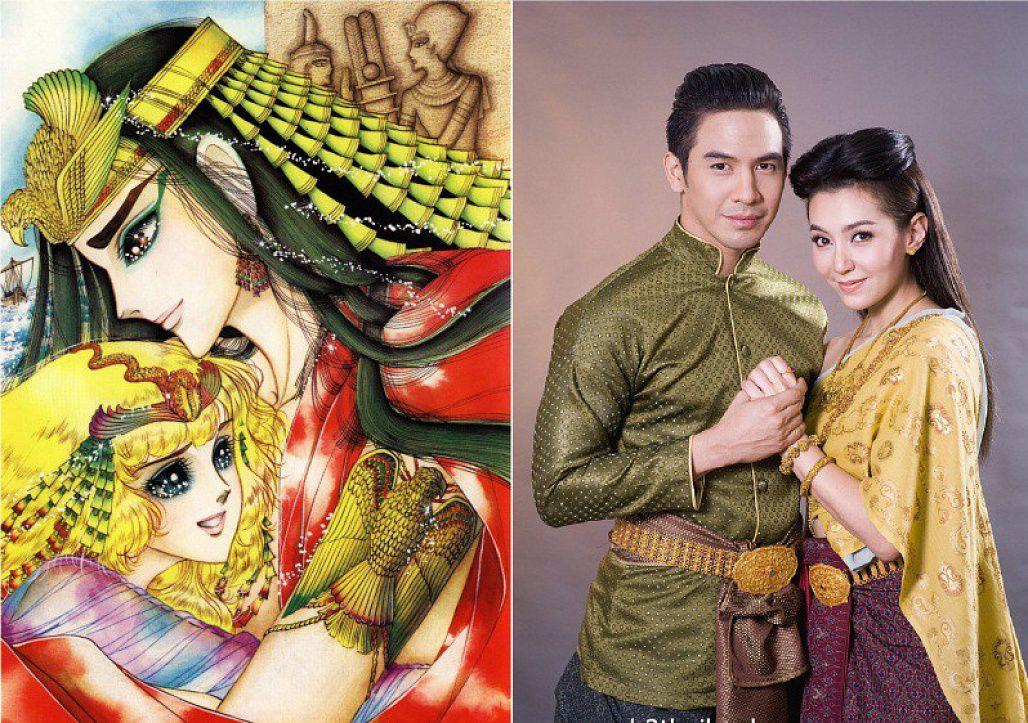 Ngược dòng thời gian để yêu anh: Phim xuyên không Thái Lan lên sóng TodayTV (1)