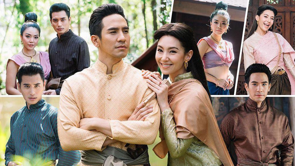 Ngược dòng thời gian để yêu anh: Phim xuyên không Thái Lan lên sóng TodayTV (3)