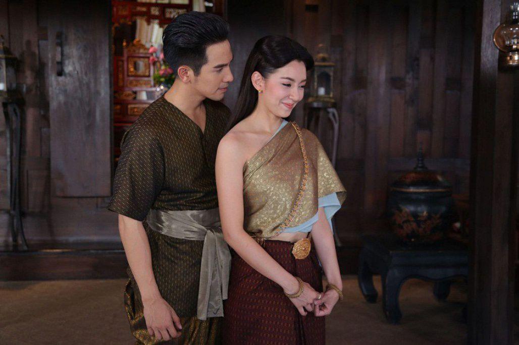 Ngược dòng thời gian để yêu anh: Phim xuyên không Thái Lan lên sóng TodayTV (6)