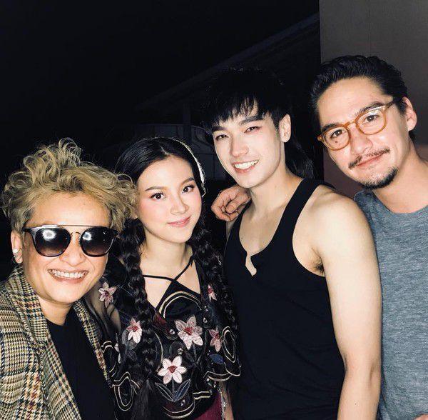 Phim Khu rừng bí mật (Secret Garden) bản Thái tung teaser thả thính (10)