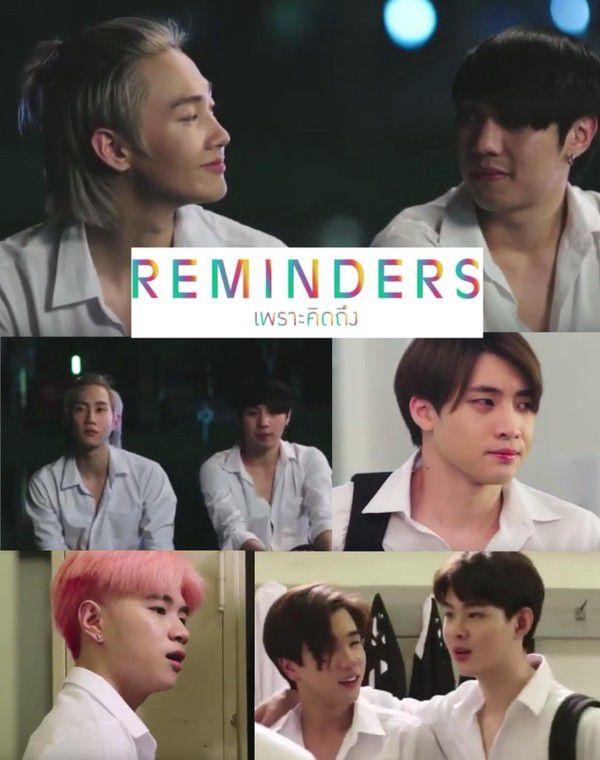 Reminders - Vì nhớ: Phim đam mỹ ngắn về các chàng học sinh điển trai (1)